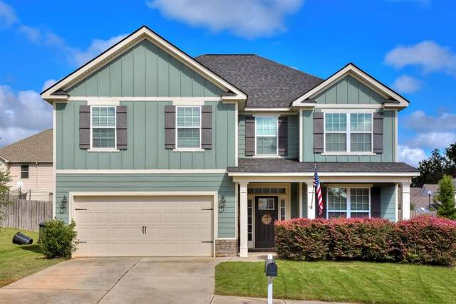 2501 Kari Lane, Grovetown, GA 30813 (MLS #459322) :: The Starnes Group LLC
