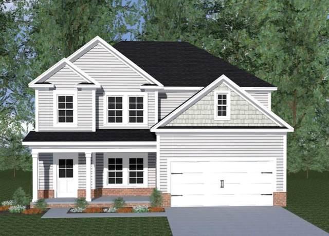 3017 Bannack Lane, Harlem, GA 30814 (MLS #459330) :: Tonda Booker Real Estate Sales