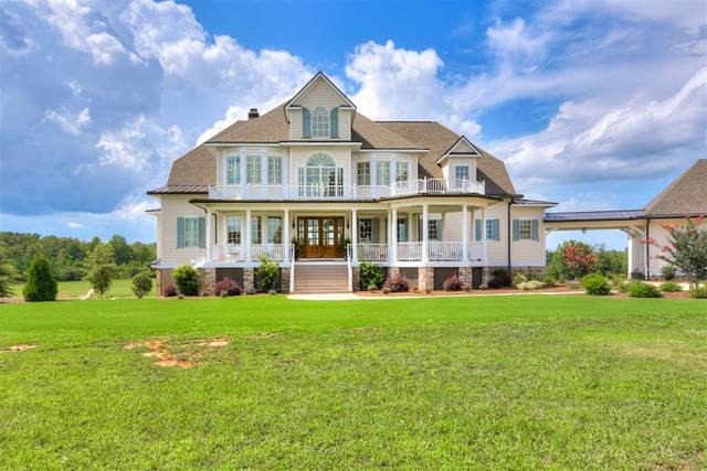 10 Plum Branch Road, Edgefield, SC 29824 (MLS #459379) :: Southeastern Residential