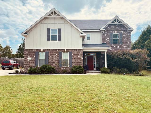 726 Wickham Drive, Graniteville, SC 29829 (MLS #459550) :: Shannon Rollings Real Estate