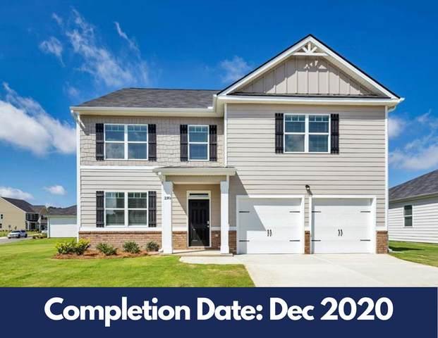 1064 Sims Drive, Augusta, GA 30909 (MLS #459763) :: The Starnes Group LLC