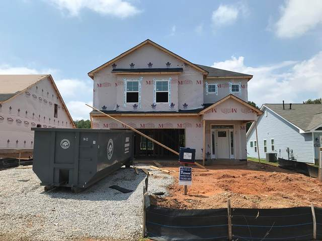 154 Radcliff Drive, Grovetown, GA 30813 (MLS #459791) :: REMAX Reinvented | Natalie Poteete Team
