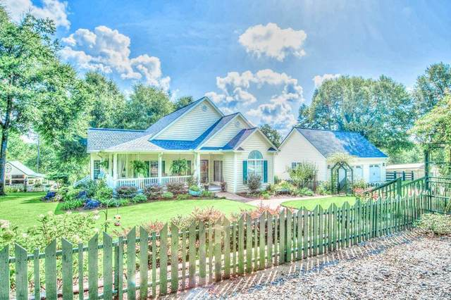 4843 Banks Mill Road, Aiken, SC 29803 (MLS #459933) :: Tonda Booker Real Estate Sales