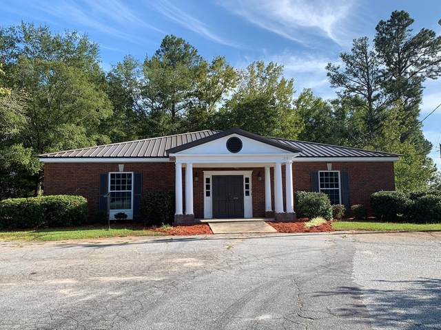 519 Mount Pleasant Road, Thomson, GA 30824 (MLS #460249) :: Shaw & Scelsi Partners