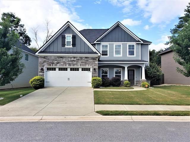 505 Gary Glen Drive, Martinez, GA 30907 (MLS #460339) :: Shannon Rollings Real Estate