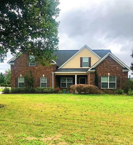 4089 Starview Lane, Evans, GA 30809 (MLS #460405) :: REMAX Reinvented | Natalie Poteete Team
