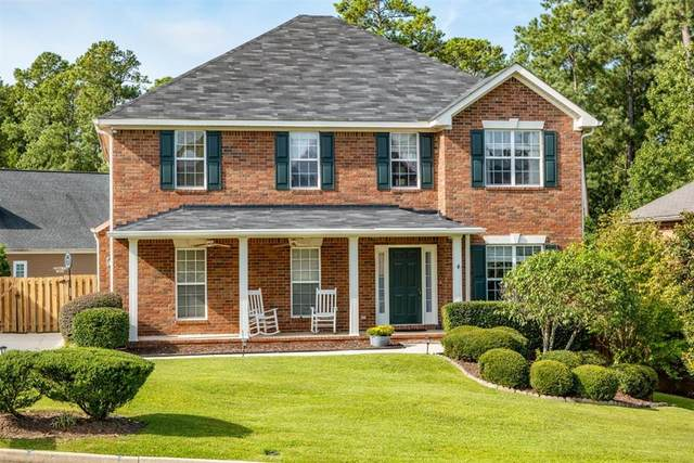 1092 Hampstead Place, Martinez, GA 30907 (MLS #460537) :: Tonda Booker Real Estate Sales