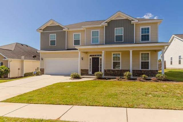 752 Whitney Pass, Evans, GA 30809 (MLS #460664) :: Shannon Rollings Real Estate