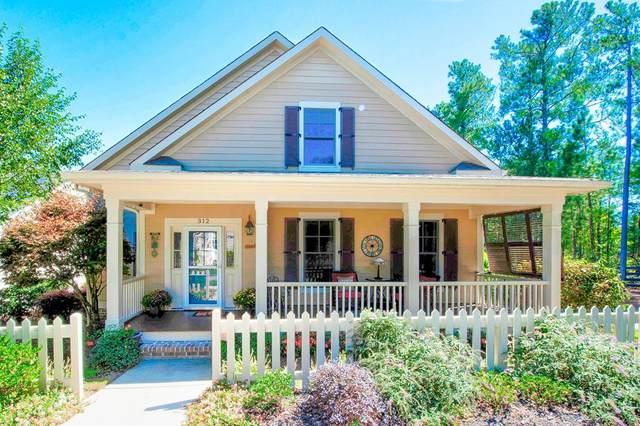 312 Gate Post Lane, Aiken, SC 29803 (MLS #460694) :: Shannon Rollings Real Estate