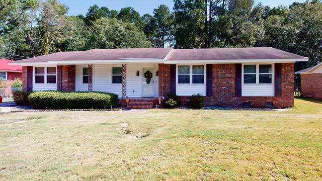 3714 Concord Drive, Augusta, GA 30906 (MLS #460705) :: The Starnes Group LLC