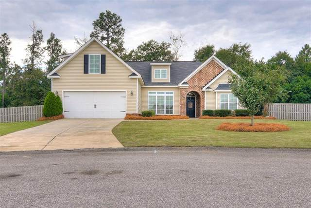7860 Canary Lake Road, North Augusta, SC 29841 (MLS #460742) :: The Starnes Group LLC