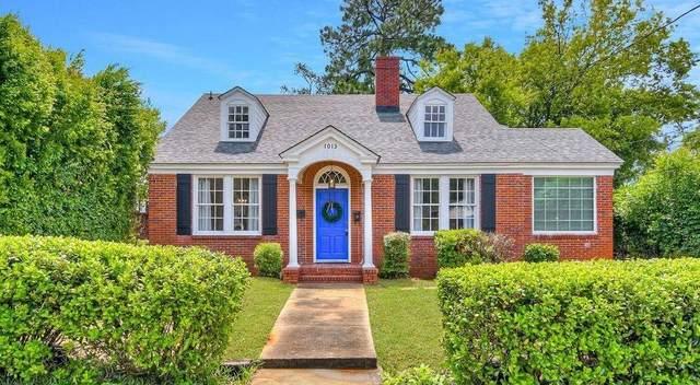 1013 Georgia Avenue, North Augusta, SC 29841 (MLS #460790) :: Shannon Rollings Real Estate