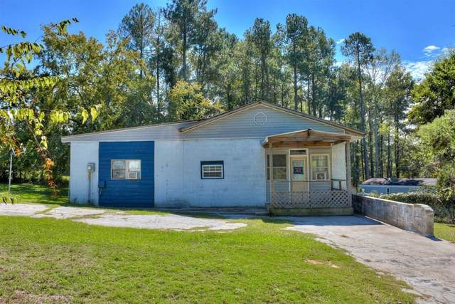136&132A Mims Grove Church Road, North Augusta, SC 29860 (MLS #461322) :: RE/MAX River Realty