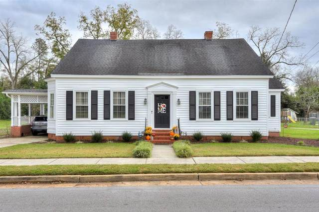 436 Washington Street, Barnwell, SC 29812 (MLS #461558) :: Melton Realty Partners