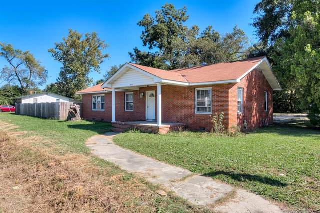 2452 Mike Padgett Hwy, Augusta, GA 30906 (MLS #461620) :: Shannon Rollings Real Estate