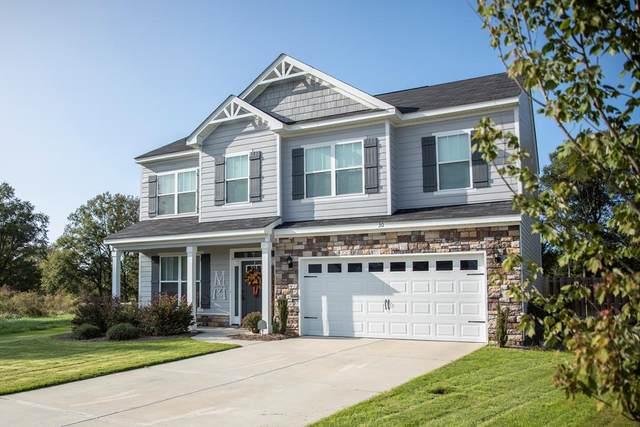 30 Peach Lane, Edgefield, SC 29824 (MLS #461661) :: Melton Realty Partners