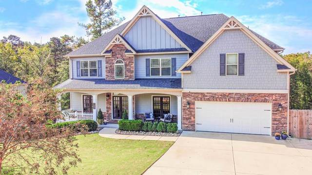 197 Buckhar Lane, Aiken, SC 29803 (MLS #461713) :: Shannon Rollings Real Estate