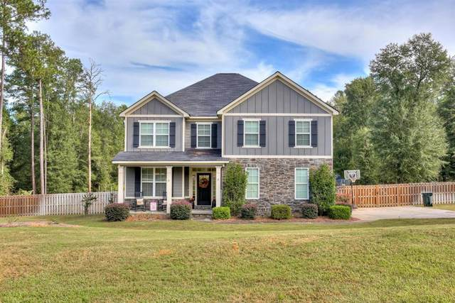 111 Ridge Pointe Drive, Waynesboro, GA 30830 (MLS #461773) :: RE/MAX River Realty