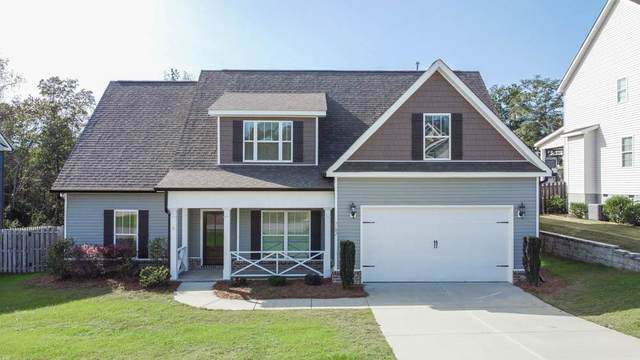 3182 Lake Norman Drive, North Augusta, SC 29841 (MLS #461808) :: Melton Realty Partners
