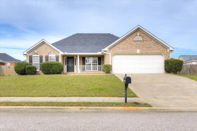 3221 Warwick Place, Hephzibah, GA 30815 (MLS #461919) :: Young & Partners