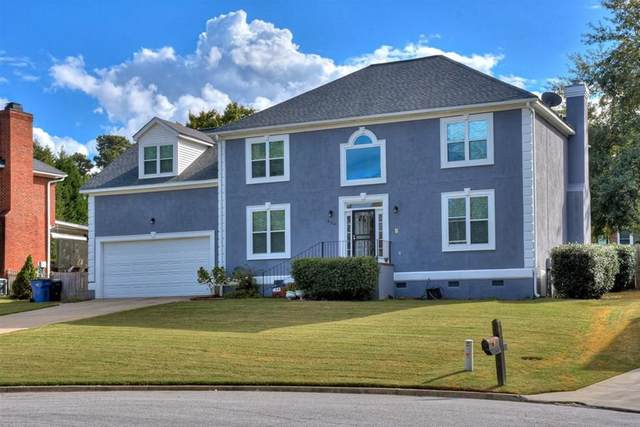 834 Woodberry Drive, Evans, GA 30809 (MLS #462099) :: Shannon Rollings Real Estate