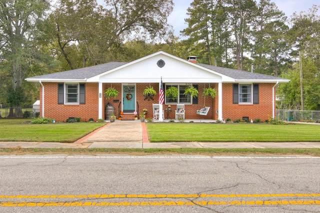 125 Lee Street, Thomson, GA 30824 (MLS #462238) :: Tonda Booker Real Estate Sales