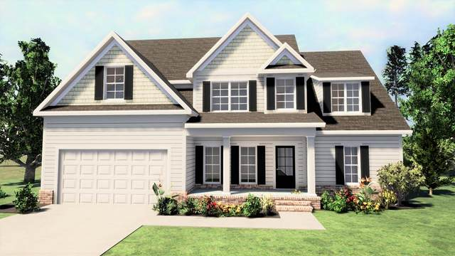 Lot 2411 Dove Lake Drive, North Augusta, SC 29841 (MLS #462310) :: Young & Partners