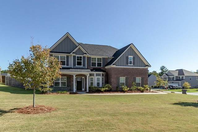 736 Houston Lake Drive, Evans, GA 30809 (MLS #462325) :: Melton Realty Partners