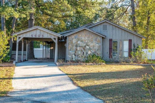 4403 S Goshen Lake Drive S, Augusta, GA 30906 (MLS #462414) :: Better Homes and Gardens Real Estate Executive Partners