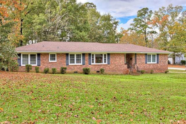 1001 Beverly Heights Drive, Augusta, GA 30907 (MLS #462648) :: Young & Partners