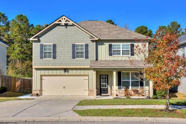 407 Yellow Pine Trail, Evans, GA 30809 (MLS #462653) :: Melton Realty Partners