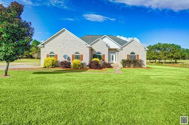 1132 Four Points Road W, Keysville, GA 30816 (MLS #462785) :: Melton Realty Partners