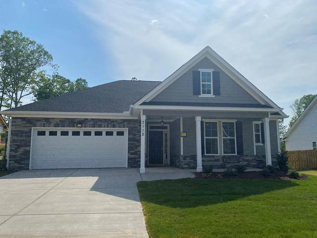 2112 Sinclair Drive, Grovetown, GA 30813 (MLS #462792) :: Young & Partners
