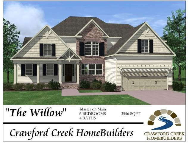 607 Bunchgrass Street, Evans, GA 30809 (MLS #462851) :: Melton Realty Partners