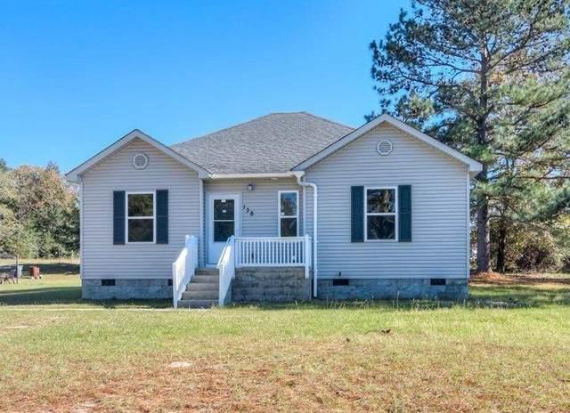 138 Shetland Drive, Jackson, SC 29831 (MLS #463039) :: Melton Realty Partners
