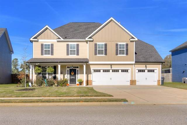 3515 Patron Drive, Grovetown, GA 30813 (MLS #463051) :: Better Homes and Gardens Real Estate Executive Partners