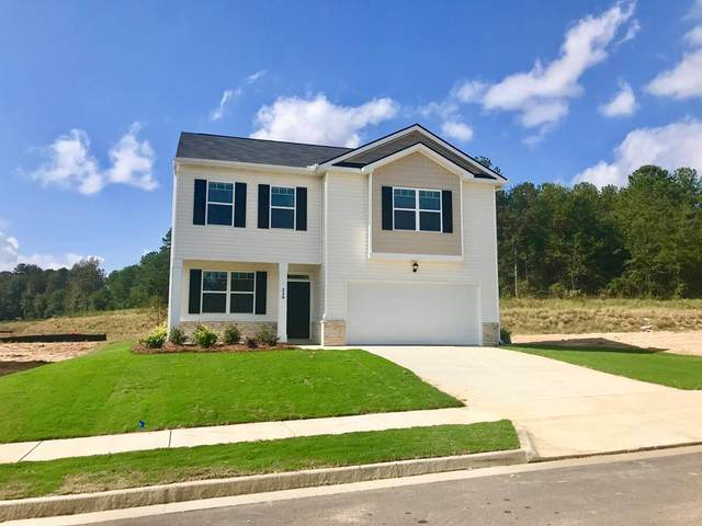151 Lookout Loop, North Augusta, SC 29841 (MLS #463128) :: Young & Partners