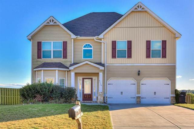 5118 Devon Lane, Augusta, GA 30909 (MLS #463192) :: Better Homes and Gardens Real Estate Executive Partners