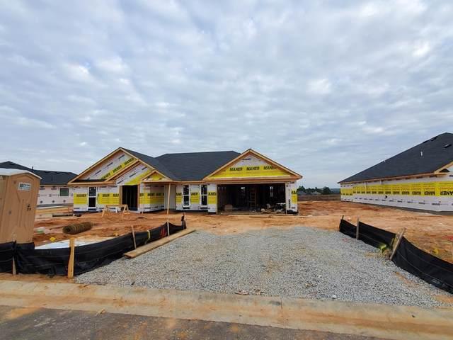 2901 Easton Drive, Hephzibah, GA 30815 (MLS #463328) :: Better Homes and Gardens Real Estate Executive Partners