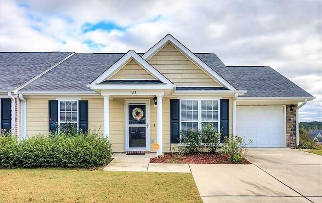 123 Bobwhite Drive, Aiken, SC 29801 (MLS #463379) :: Better Homes and Gardens Real Estate Executive Partners
