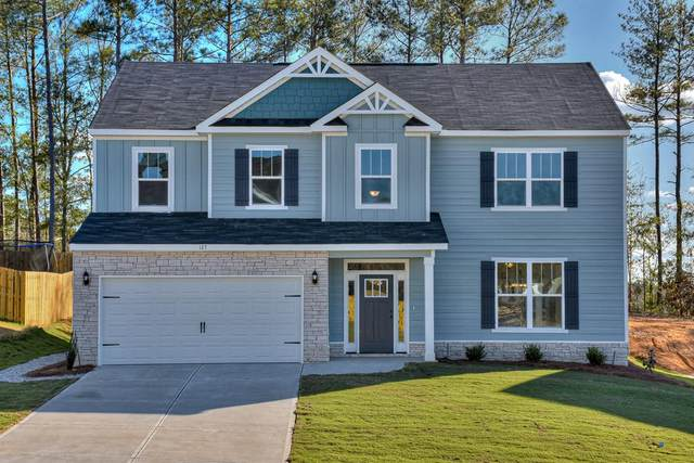 1209 Gregory Landing Drive, Edgefield, SC 29860 (MLS #463901) :: Melton Realty Partners