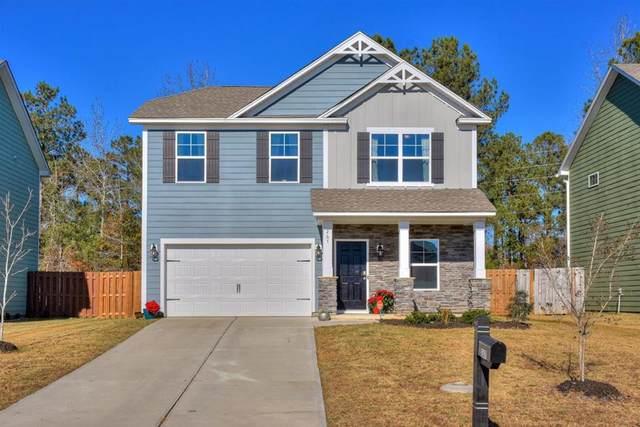 267 Tulip Drive, Evans, GA 30809 (MLS #463969) :: REMAX Reinvented | Natalie Poteete Team