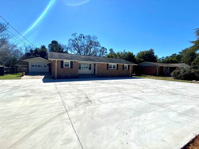 4234 Columbia Road, Martinez, GA 30907 (MLS #463973) :: Tonda Booker Real Estate Sales