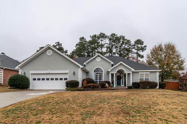 4772 Brookgreen Road, Martinez, GA 30907 (MLS #464130) :: Shannon Rollings Real Estate