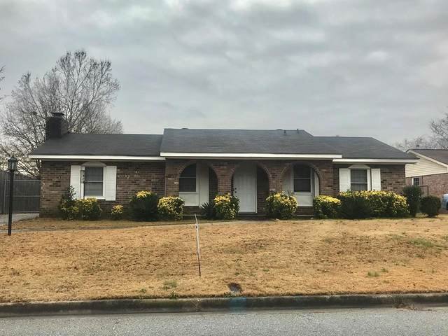281 Hinman Court, Martinez, GA 30907 (MLS #464314) :: REMAX Reinvented | Natalie Poteete Team