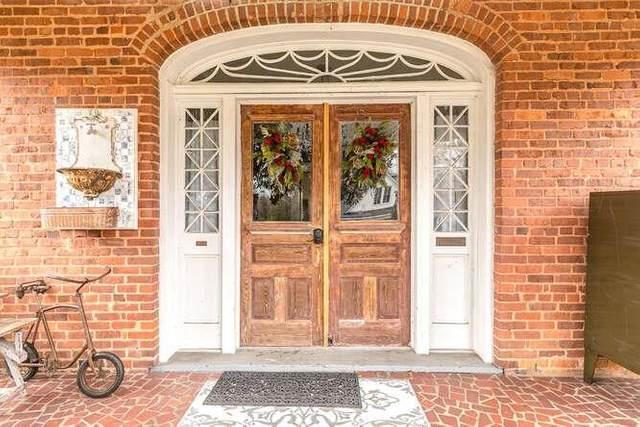303 Norris Street, Edgefield, SC 29824 (MLS #464331) :: McArthur & Barnes Partners | Meybohm Real Estate