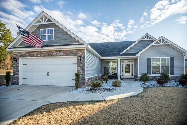 240 Almond Drive, Graniteville, SC 29829 (MLS #464353) :: Better Homes and Gardens Real Estate Executive Partners