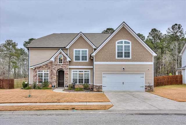 8656 Crenshaw Drive, Grovetown, GA 30813 (MLS #464594) :: REMAX Reinvented | Natalie Poteete Team