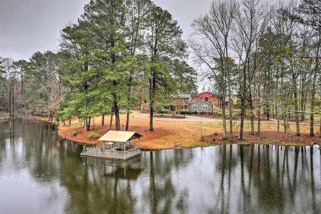 248 Meeting Street Road, Edgefield, SC 29824 (MLS #464705) :: Melton Realty Partners