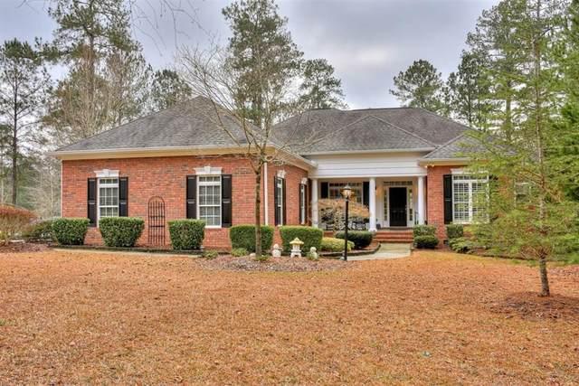 125 Kershaw Lane, McCormick, SC 29835 (MLS #464781) :: Shannon Rollings Real Estate